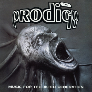 THE PRODIGY - MUSIC FOR THE JILTED GENERATION 2LP