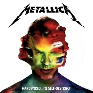 METALLICA - Hardwired To Self Destruct LP GLIWICE