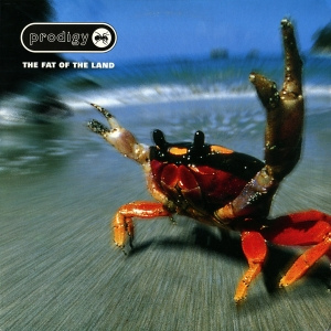 THE PRODIGY - THE FAT OF THE LAND 2LP