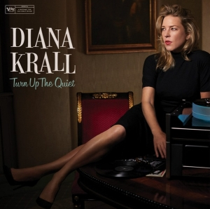 DIANA KRALL - TURN UP THE QUIET 2LP GLIWICE