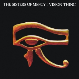 SISTERS OF MERCY - VISION THING LP GLIWICE OD RĘKI