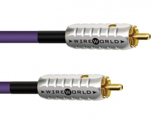 WIREWORLD ULTRAVIOLET  75 Ohm COAXIAL 3M (UVV)  (1) (1)
