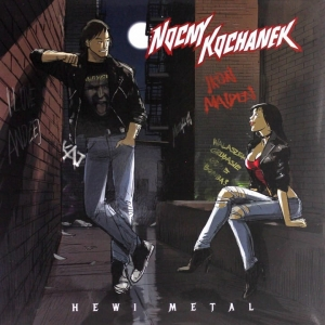 NOCNY KOCHANEK - HEWI METAL LP