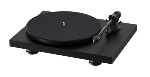 PRO-JECT DEBUT CARBON EVO 2M-RED BLACK SATIN