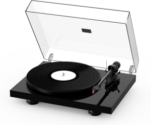 PRO-JECT DEBUT CARBON EVO 2M-RED BLACK HG