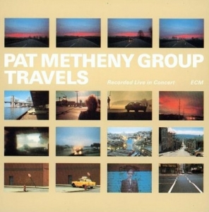 PAT METHENY GROUP - TRAVELS 2 LP GLIWICE